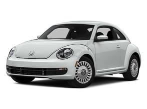 New Volkswagen Beetle near Pittsburgh