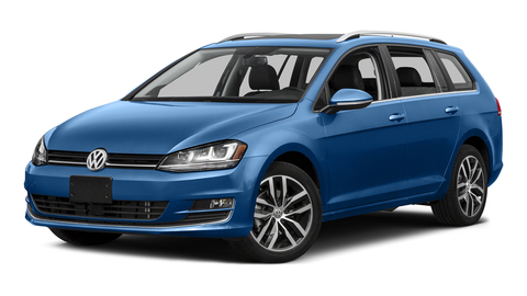 New Volkswagen Golf SportWagen near Montgomery