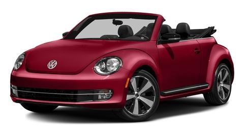 New Volkswagen Beetle Convertible near Wakefield