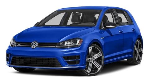 New Volkswagen Golf R near Wakefield