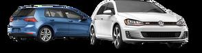 New Volkswagen e-Golf near Pittsburgh