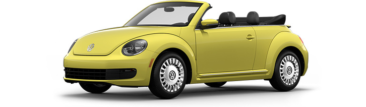 New Volkswagen Beetle Convertible near Bay Ridge