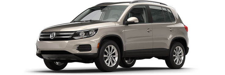 New Volkswagen Tiguan near Bay Ridge