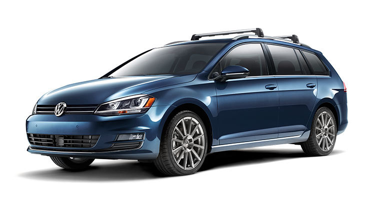 New Volkswagen Golf SportWagen near Bay Ridge