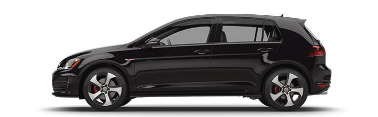 New Volkswagen Golf GTI near Clovis
