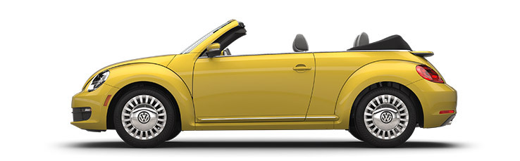 New Volkswagen Beetle Convertible near Clovis