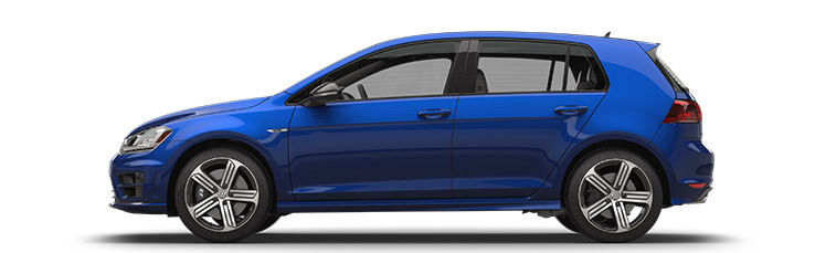 New Volkswagen Golf R near Clovis