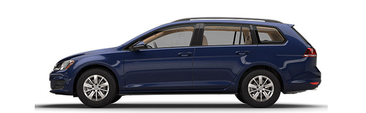 New Volkswagen Golf SportWagen near Clovis