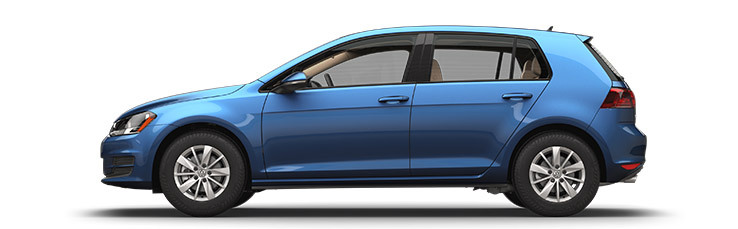 New Volkswagen Golf near Clovis