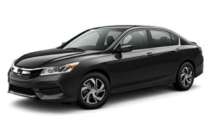 2016 Accord LX Sedan CVT