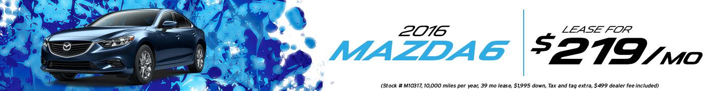 2016 Mazda-6