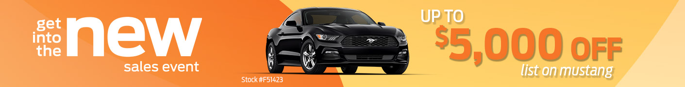 New Ford-Mustang