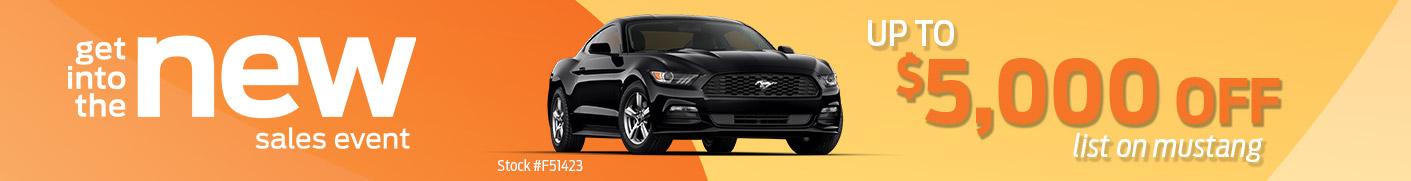 New Mustang