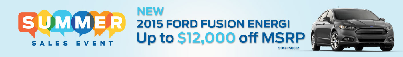Fusion Summer Sales Event