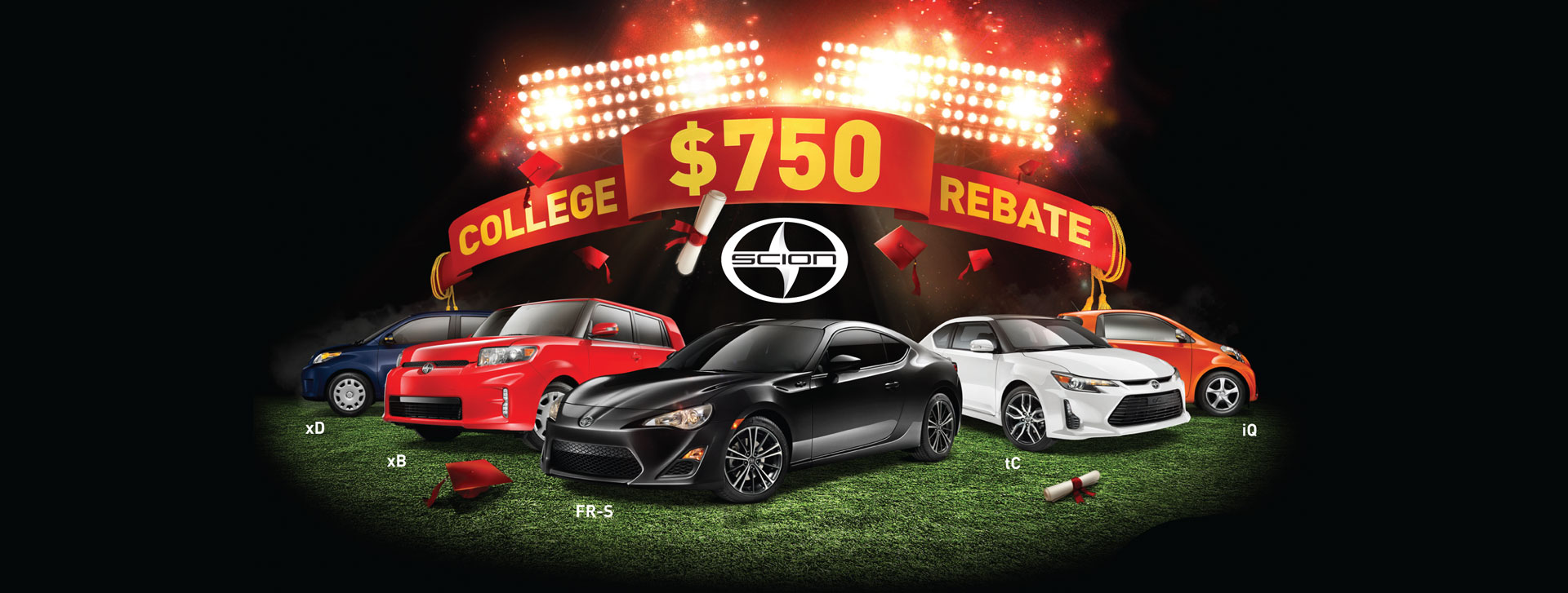 New Scion at Scion of Naperville