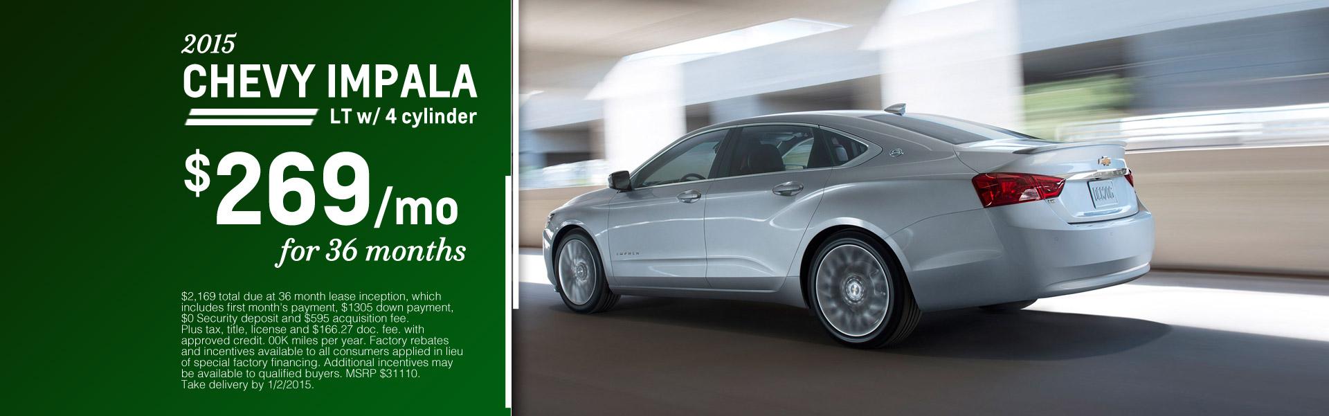 Impala LT
