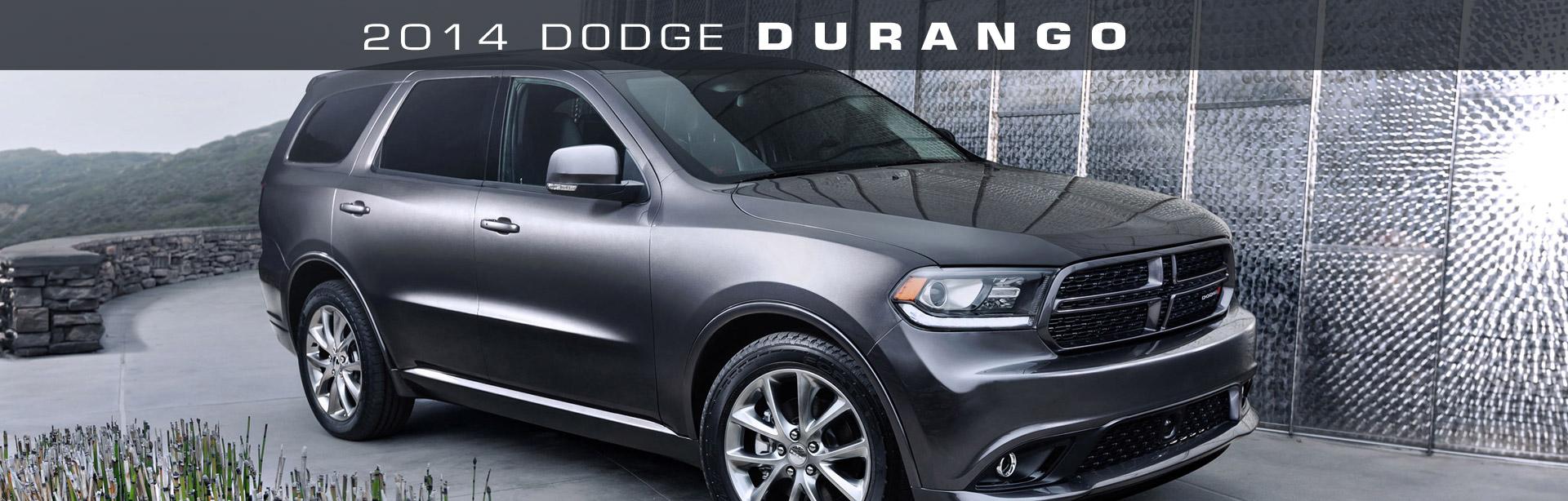 Dodge Durango at Briggs