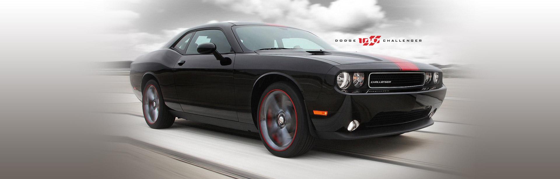 Dodge Challenger at Briggs