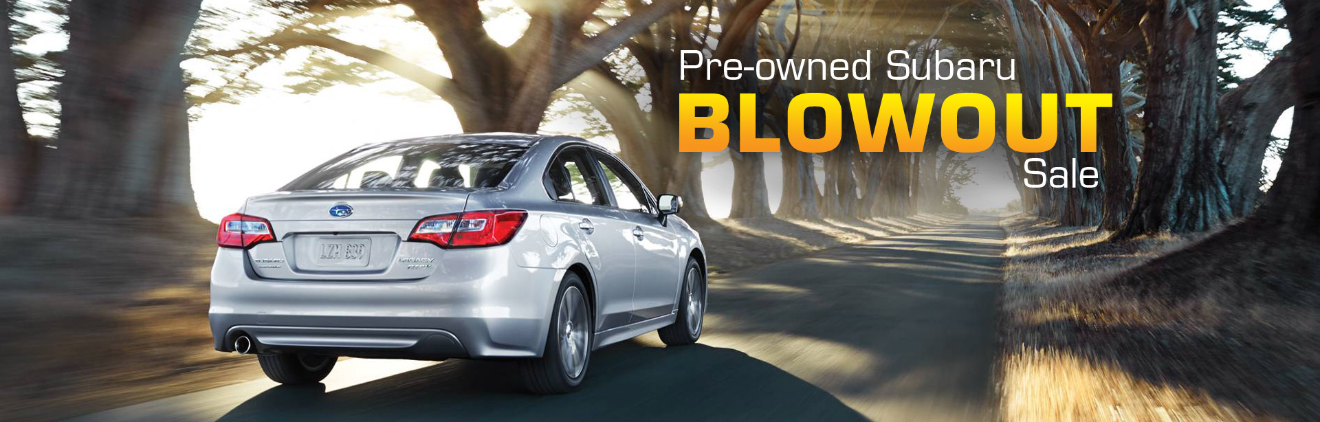 Pre-Owned Blowout