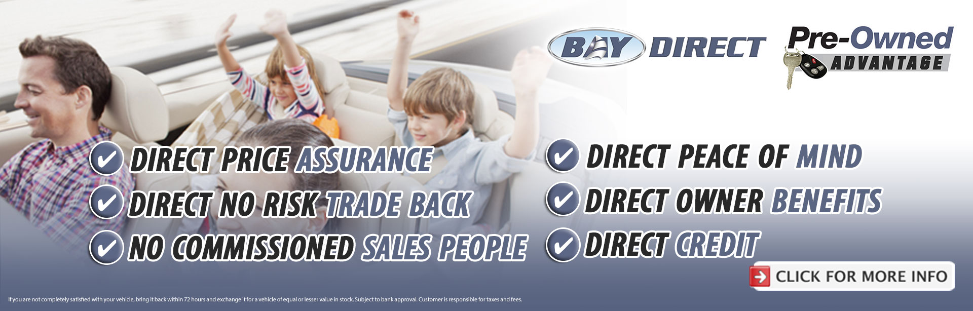 Pre-Owned Advantage - Bay Automotive - Norfolk VA