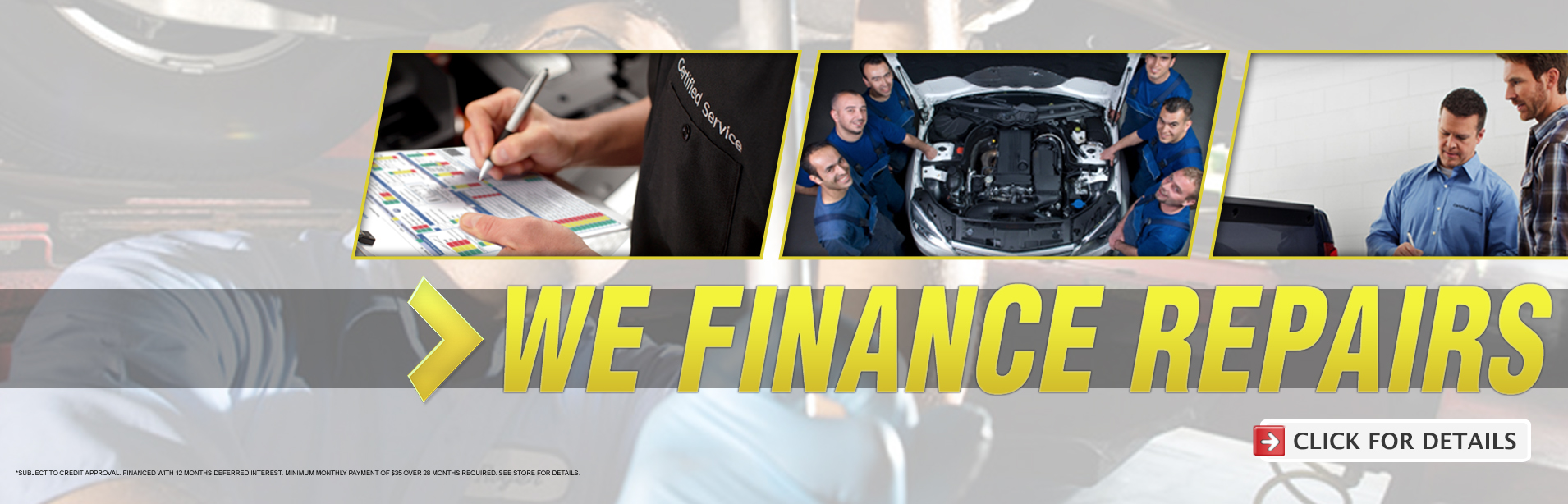 We Finance Repairs - Bay Automotive - Norfolk VA