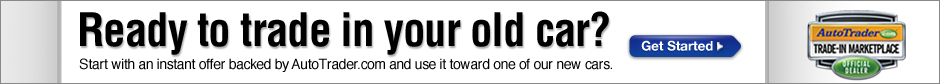 Autotrader Banner