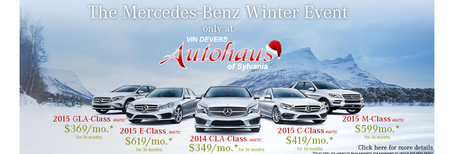 Benz Holiday