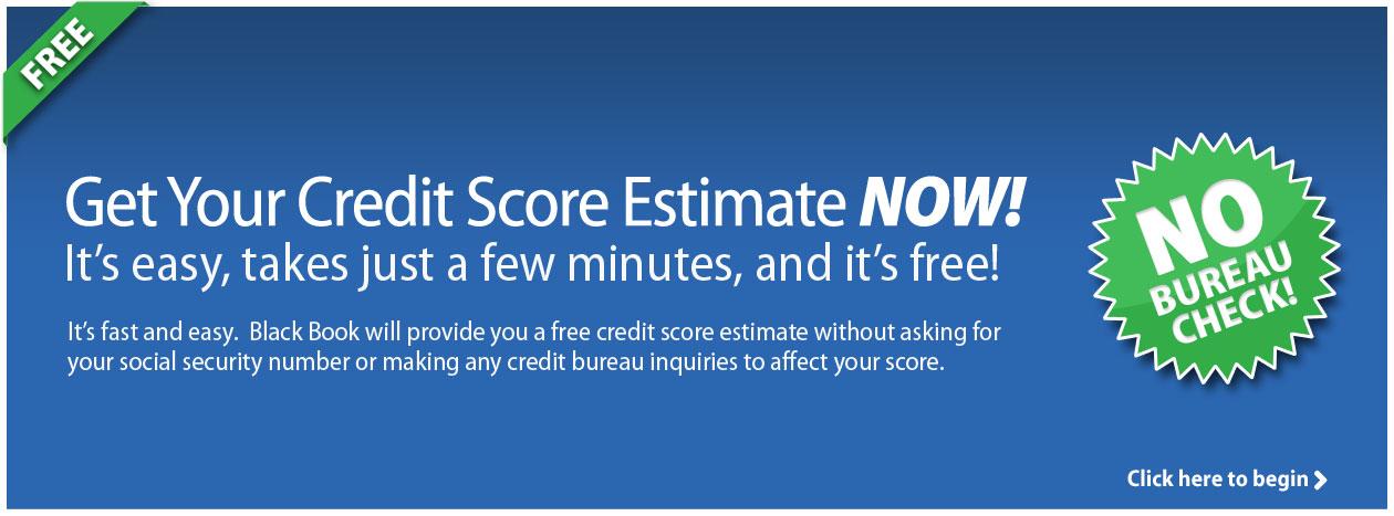 Estimate Your Credit Score