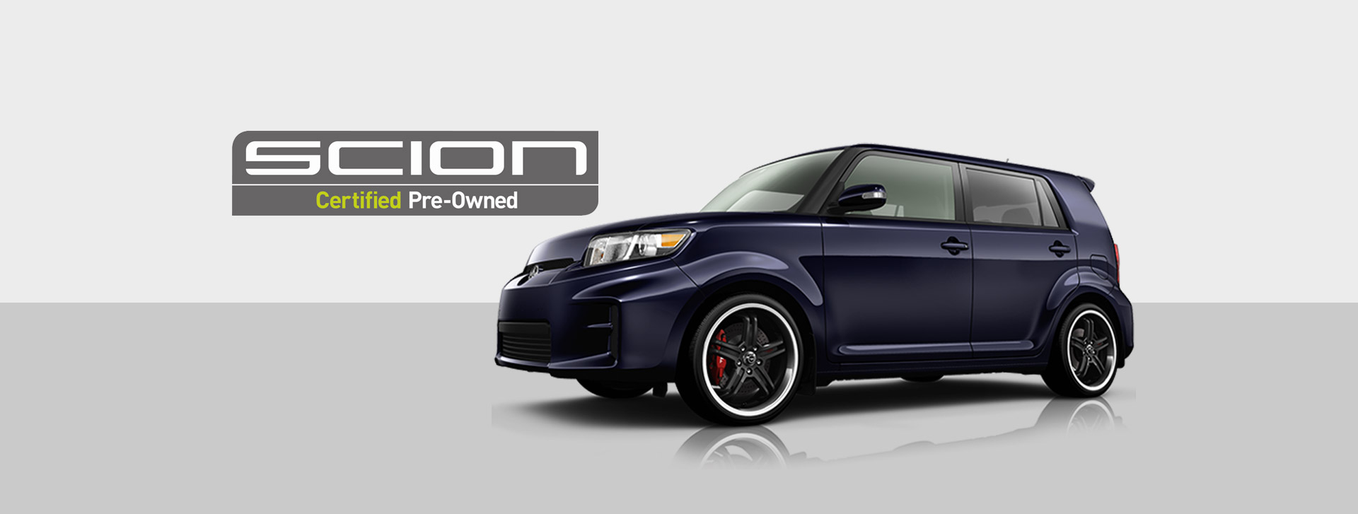 Scion Certified Pre-Owned