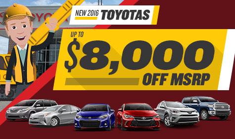 2016 Toyota