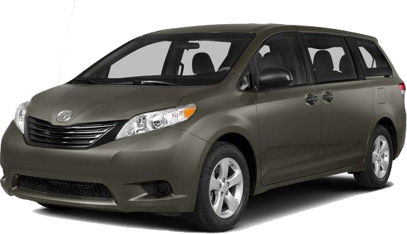 2015 Sienna LE FWD Automatic