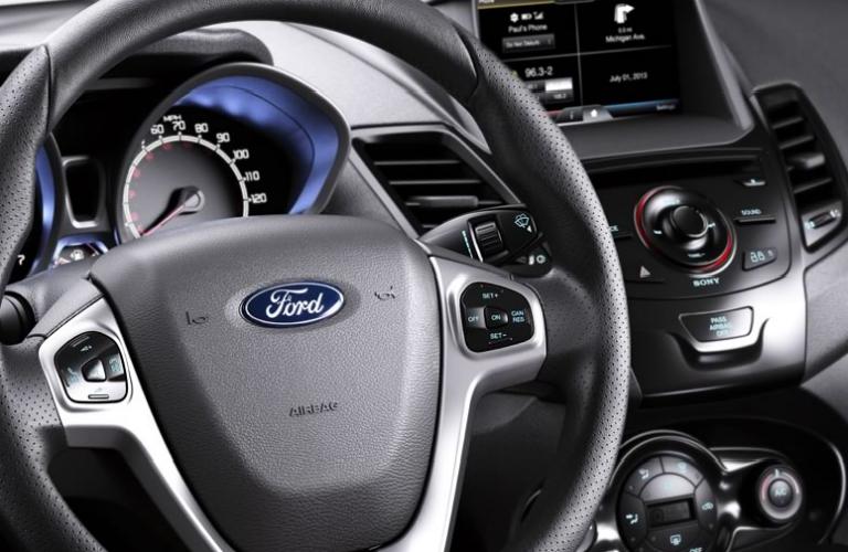 2014 Ford Fiesta Vs 2014 Chevy Sonic