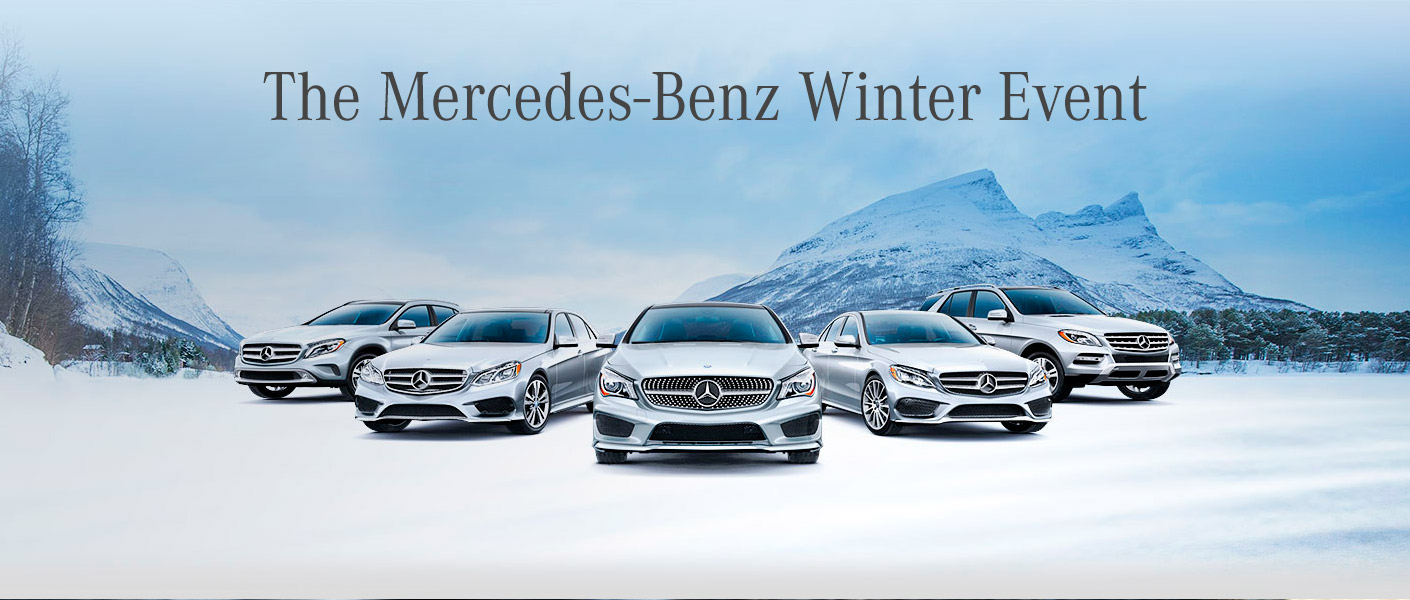 2014 mercedes benz winter event kansas city mo for Best time of year to buy a mercedes benz