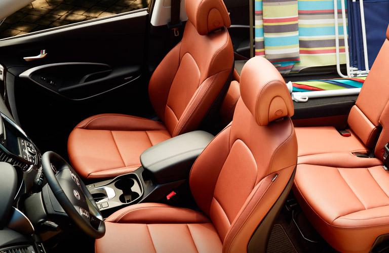 2014 Hyundai Santa Fe Sport Interior