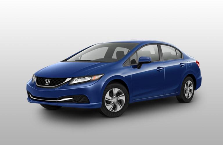 2015 Honda Civic exterior