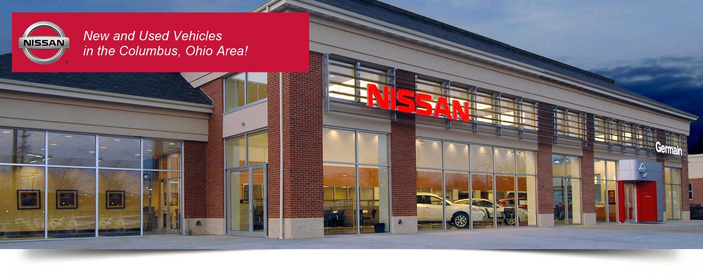 About Germain Nissan Columbus Oh Nissan Dealership