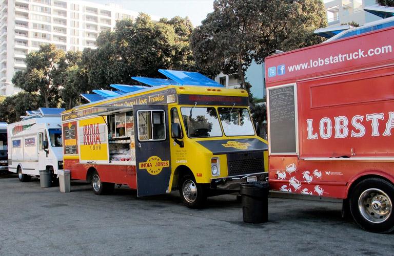 Great Food Truck Websites