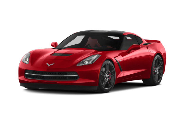 2014 Chevy Corvette exterior
