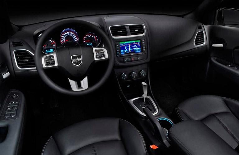 2014 Dodge Avenger Interior