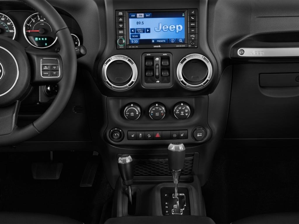 2014 Jeep Wrangler Unlimited Sahara Austin Texas