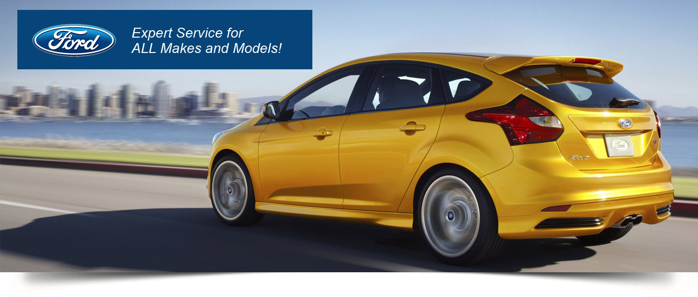 Schedule Service at AutoFair Ford of Manchester