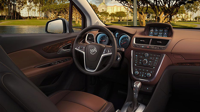 2014 Buick Encore Interior