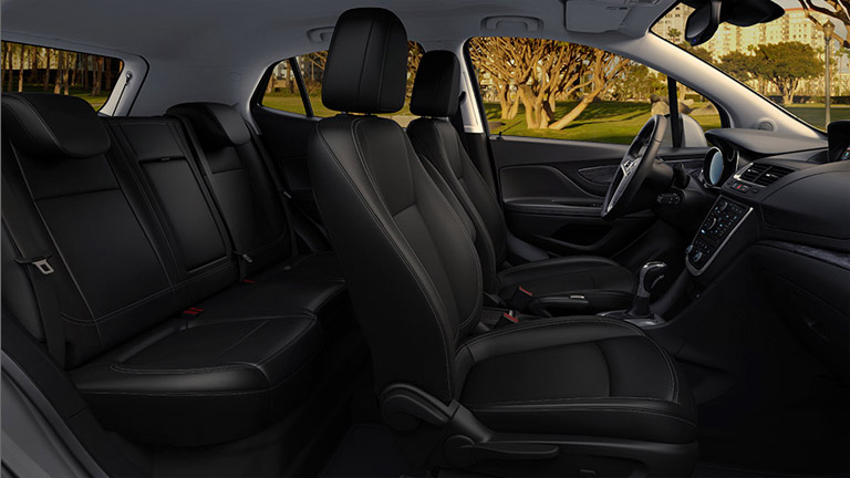 2014 Buick Encore Interior
