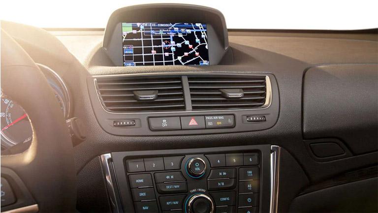 2014 Buick Encore Exterior