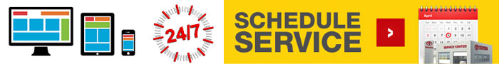 Schedule Auto Service Appointment