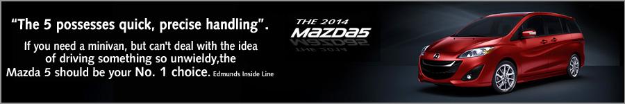2014 Mazda5