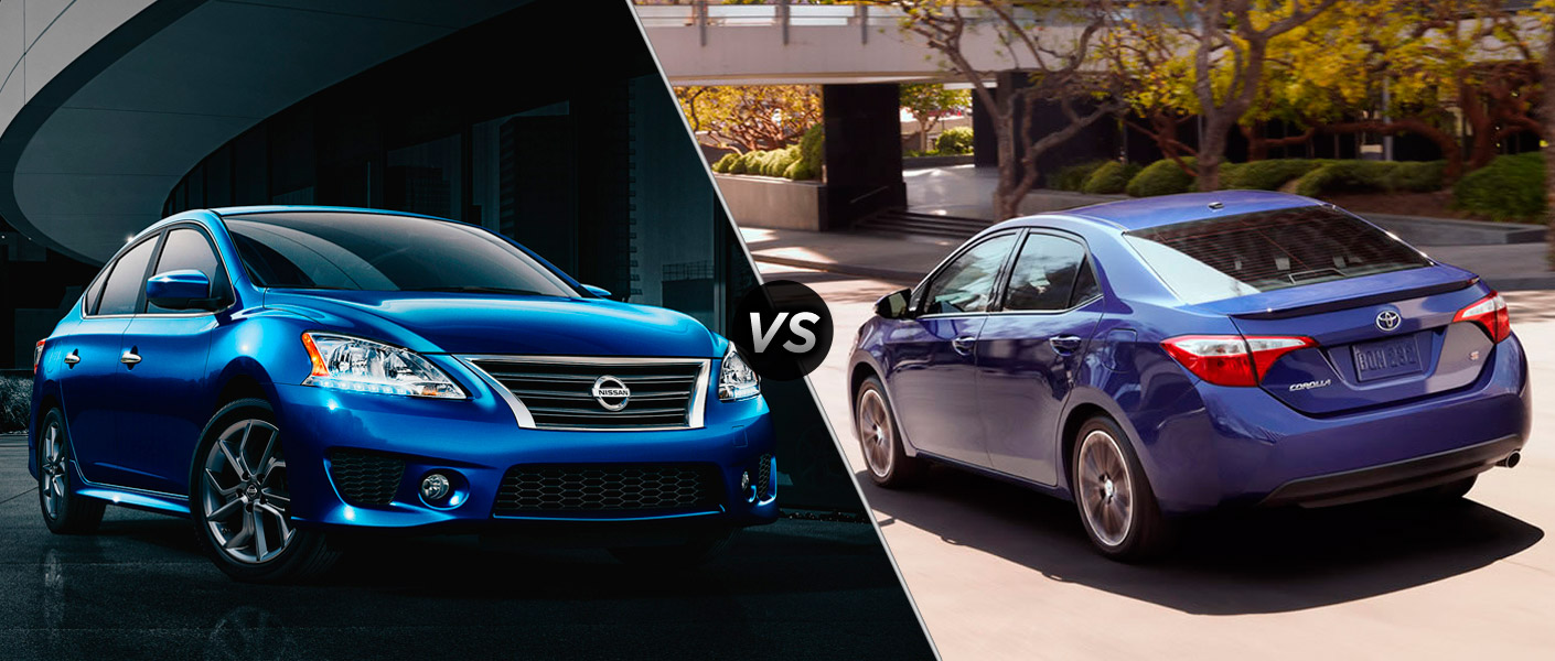 2015 nissan sentra vs 2015 toyota corolla. Black Bedroom Furniture Sets. Home Design Ideas