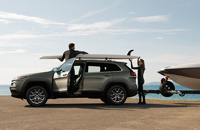 Jeep cherokee sport towing capacity autos post for 2016 honda cr v towing capacity