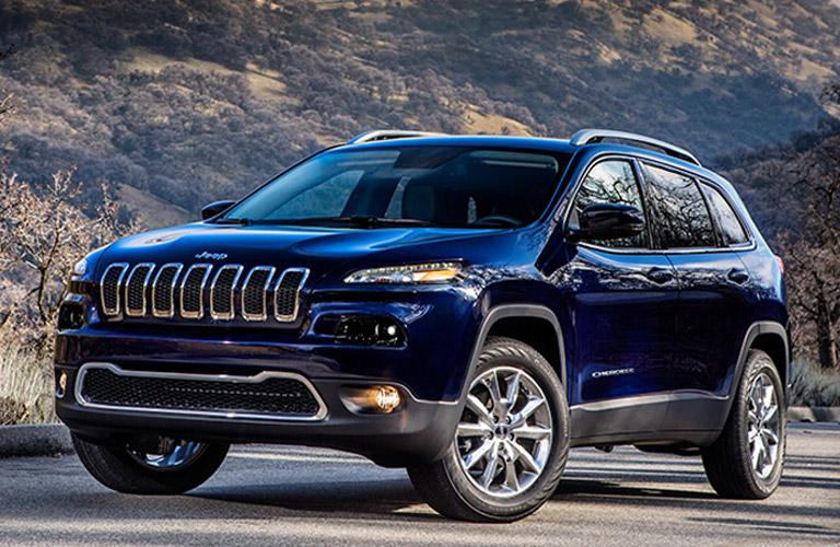 Towing Capacity 2014 Jeep Cherokee Vs Honda Cr V