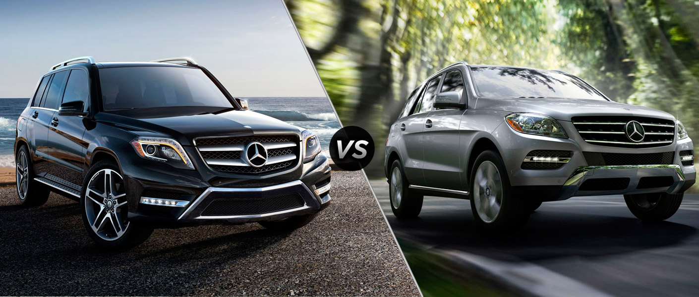 2014 mercedes benz glk350 vs 2014 mercedes benz ml350 for 2014 mercedes benz ml